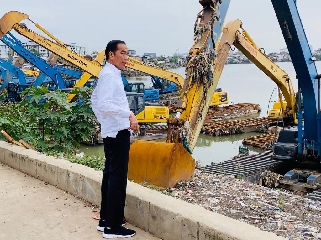 Jokowi Teken Perpres, KPK Kembali Lakukan Penindakan