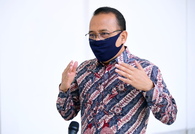 Menteri Sekretaris Negara, Pratikno